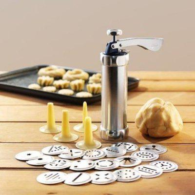 Aluminum Alloy Tubular Cookie Mounting Biscuit Die