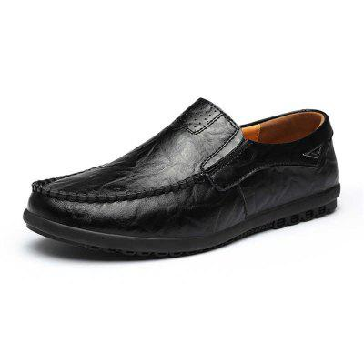 Men'S Casual Shoes Fashion Summer Style Soft Moccasins Loafers High-Quality