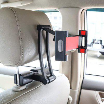 Universal Car Headrest Mount Holder with 360 Degree Rotation