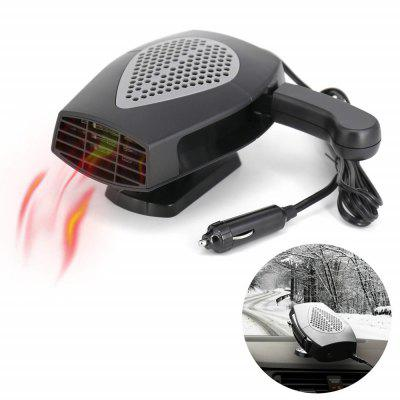 12V Portable Car Auto Electronic Heater Fast Heating Defrost