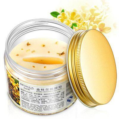 80pcs Gold Osmanthus Eye Mask for Eye Care Remover Dark Circles Eye Patches