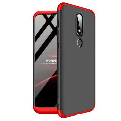Luxury 360 Full Protection Cover Cases for Nokia 6.1 Plus / Nokia X6