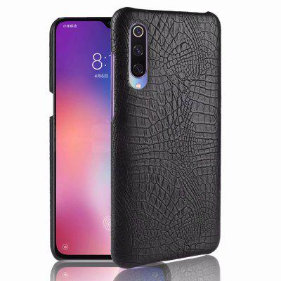 Luxury Crocodile Grain Hard PC Case for Xiaomi Mi 9