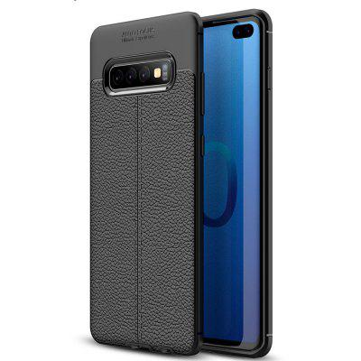 For Samsung GALAXY S10 Plus Lovewe Flexible TPU Protective Case Cover