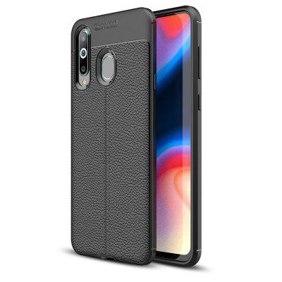 For Samsung GALAXY A8S Lovewe Flexible TPU Protective Case Cover