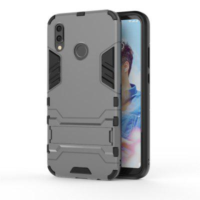 For HUAWEI P20 Lite NOVA 3E  Cool Two-In-One Shelf Protection Case
