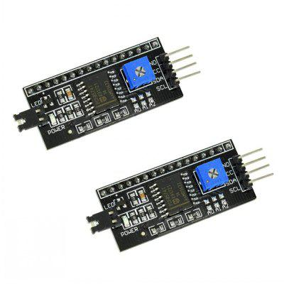 2PCS IIC I2C Serial Interface Board Module Port for Arduino LCD1602 Display