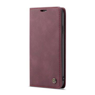 CaseMe Magnetic Flip Wallet Leather Phone Case Stand for iPhone XS Max