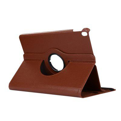 Para IPad Pro 10,5 polegadas Grão Tablet Rotating Bracket Leather Cover