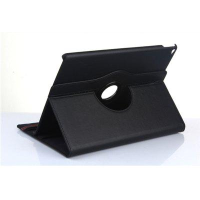 Para IPad Pro 12.9 Polegadas Grão Tablet Rotating Bracket Leather Cover