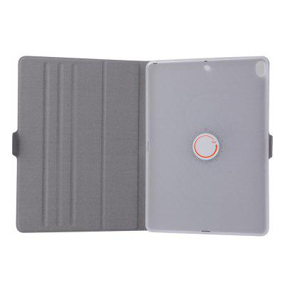 For Apple IPad Air Cloth With Smart Stand Holder Leather Cover