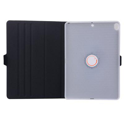 For Apple IPad Air Elastic Leather With Smart Stand Holder Leather Cover