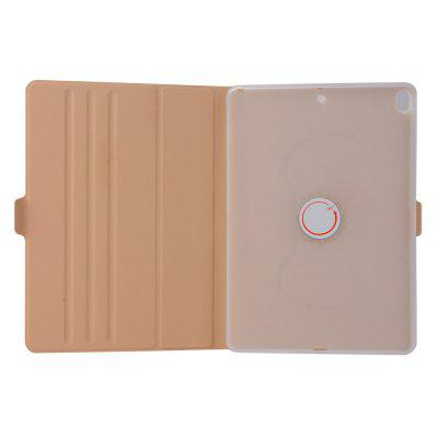 For Apple IPad Air2 Elastic Leather With Smart Stand Holder Leather Cover