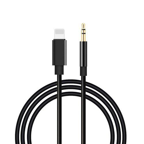 best authentic 33139 a2d09 3.5mm Male Stereo Audio Aux Cable Compatible for iPhone XR/XS Max/X/8/8  Plus/7