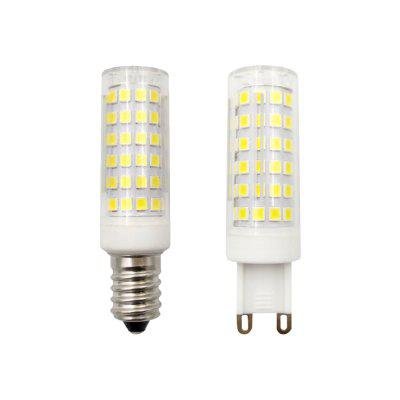 BRELONG 2835 Cerâmica Luz Corn Dimmable 78LED G9 E14 G4 220V