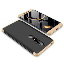 585cb13279 Luxury 360 Full Protection Cover Cases for Nokia 6.1 / Nokia 6 2018