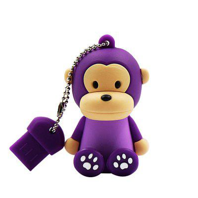 Mini Monkey USB-Flashlaufwerk U-Disk 4 GB / 8 GB / 16 GB / 32 GB / 64 GB / 128 GB