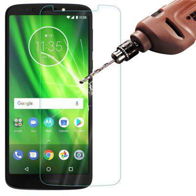 2Pcs 9H Tempered Glass Screen Protector Film for Motorola Moto G6 Play