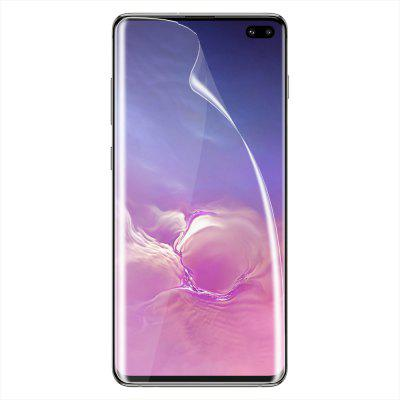 JOFLO Explosieveilige TPU Full Screen Protector Film voor Samsung Galaxy S10 Plus