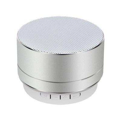 Mini Metal Bluetooth Speaker Durable for iPhone X