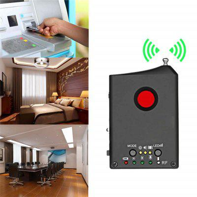 Multi-Function Wireless Anti Detector GSM Audio Bug Finder