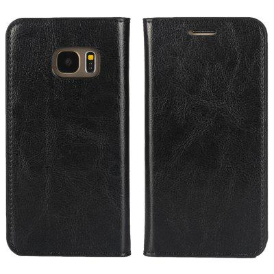 For SAMSUNG Galaxy S7 Phone Case Protector Leather Cover