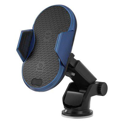 CRESUER ENEGARM Smart Auto Clamping Phone Holder Fast Safe Wireless Car Charger