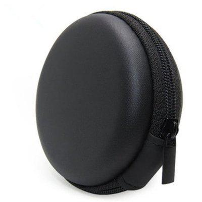 Music Doctor Q300  Round Earphones Storage Pouch Bag