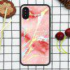 Cartoon  Resistant Mobile  Phone Case for iPhone X - MULTI