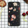 Cartoon  Marble  Resistant  Mobile Phone Case for IPhone X - MULTI