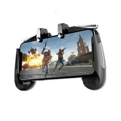 AK16 Mobile Phone Game Controller Joystick Fire Trigger Gamepad for PUBG