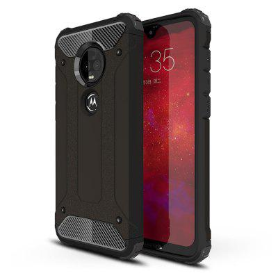 360 Degree Protective Cover Armour Case for Motorola Moto G7 / G7 Plus