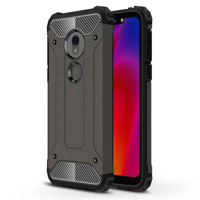 360 Degree Protective Cover Armour Case for Motorola Moto G7 Play