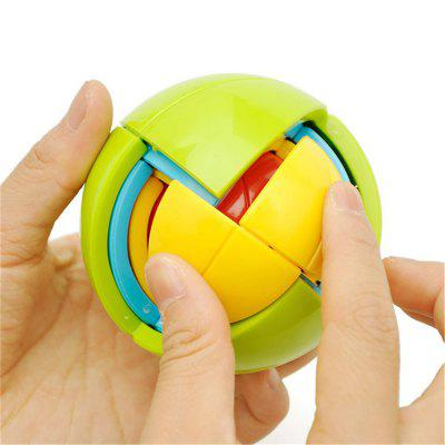 3D DIY Puzzle Wisdom Ball Toy