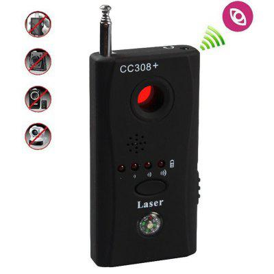 Anti-Spion Detektor Audio Bug Finder GPS Signal Linse RF Tracker