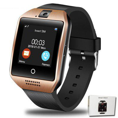 Bluetooth Smart Watch Q18 con Fotocamera Supporta SIM TF Carta Intelligente