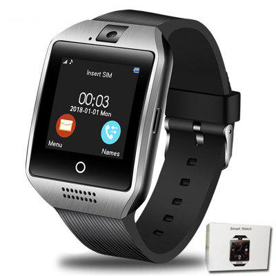 Bluetooth Smart Watch Q18 cu suport pentru camere SIM TF Card Smartwatch