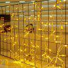 LED Lantern Solar Light Strings Starry Garden Lights 7 Meters 20 Lights - WARM WHITE
