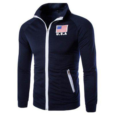 Original Picture Men Sports Sweater Sleeve Design Sports Jacket