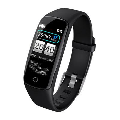 Bracelet de fréquence cardiaque Bluetooth V8 Smart Alert / Blood Pressure