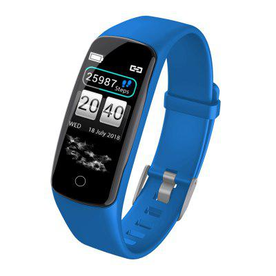 V8 Bluetooth Heart Rate Bracelet Smart Alert/Blood Pressure