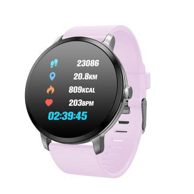 Color Screen Bluetooth Heart Rate Breathing Light Prompt GPS Sports Watch Image
