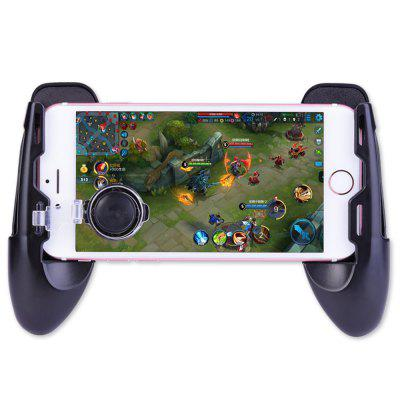 Minismile F1 Mobile Phone Game Joystick Controlador Grip Case Gamepad para PUBG