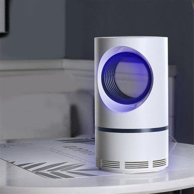 USB Elétrica LED Zapper Anti Mosquito Assassino Lamp