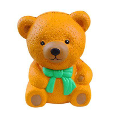 Jumbo Squishy PU Slow Rising Stress Relief Toy Lovely Bear