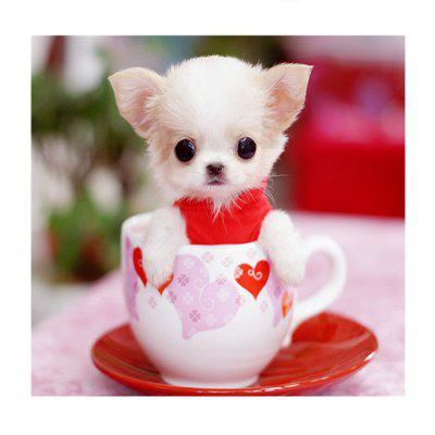 Cup Puppy - Slip Natural Rubber Mouse Pad