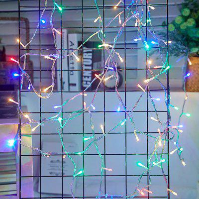 LED Lantern Festival Decoration Outdoor Light String 50 Meters 400 Lights