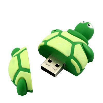 Clé USB Cat 2.0 de dessin animé Cat Turtle, clé USB 8GB, 16GB, 32GB, 64GB, 128GB