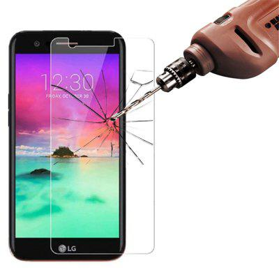 9H Tempered Glass Screen Protector Film for LG K8 2018