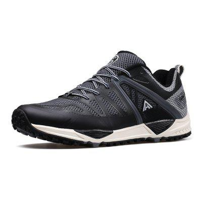 HUMTTO Men Running Shoes Breathable Cushioning Lightweight Non-slip Sneakers